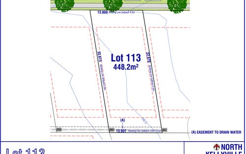 Lot 113, 21-23 Barry Road, Kellyville NSW 2155