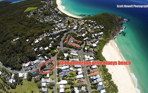 1, 2, 3 & 4/184 Boomerang Drive, Blueys Beach NSW 2428