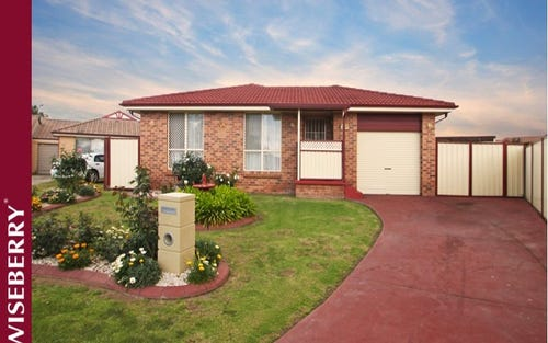 24 Fortinbras Cl, Rosemeadow NSW 2560