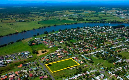 Lot Corner, Hoof St and Clarence St, Grafton NSW 2460