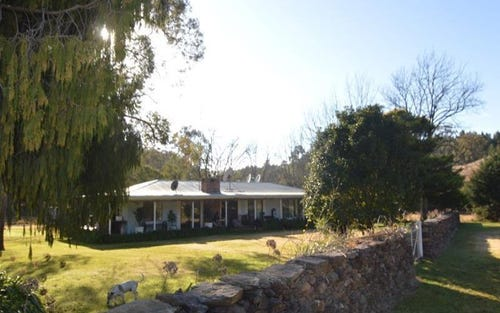 Homestead Genowlan Road, Glen Alice NSW 2849