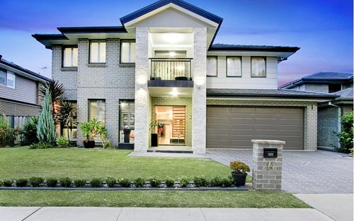 14 Butterfly Lane, The Ponds NSW 2769