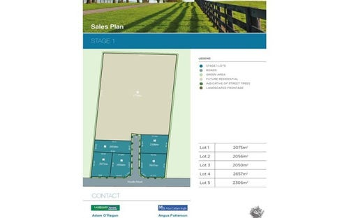 Lot 5 118 Moobi Road, Scone NSW 2337