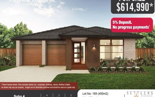 Lot No.: 169 Lloyd Street, Werrington NSW 2747