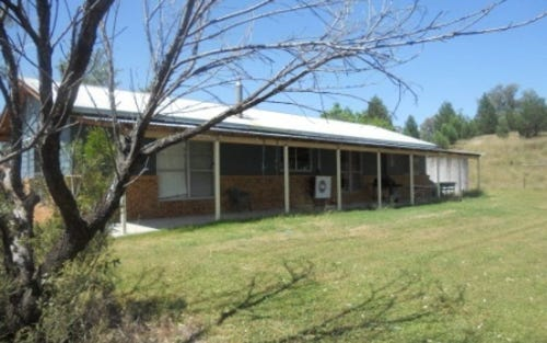1194 Rushes Creek Rd, Manilla NSW 2346