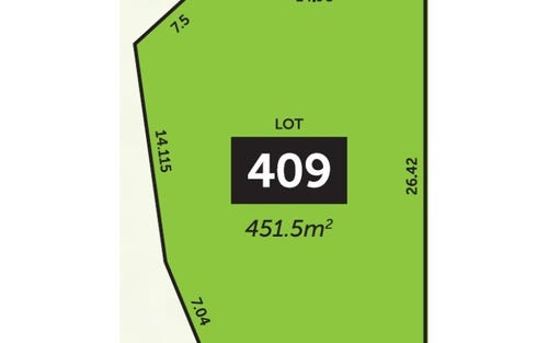 Lot 409 Marriott Street, Bonnyrigg NSW 2177