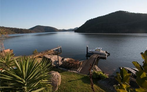 Lot 14 Coba Point, Berowra Waters NSW 2082