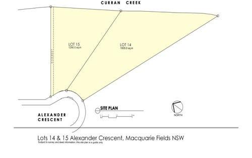 23-25 Alexandria Cres, Macquarie Fields NSW 2564
