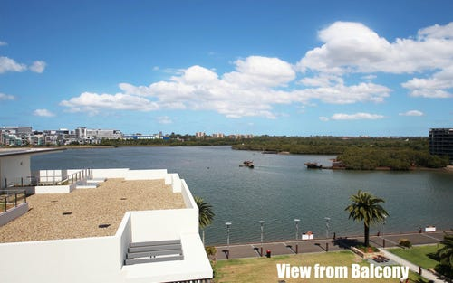 606/7 Stromboli Strait, Wentworth Point NSW