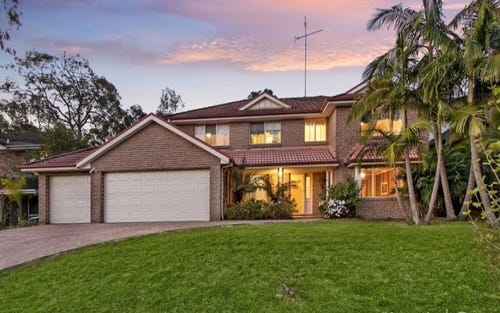 9 Kingussie Avenue, Castle Hill NSW 2154