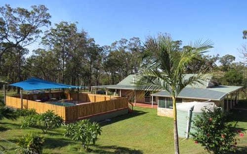805 Lower Kangaroo Creek Road, Coutts Crossing NSW 2460