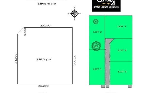 Lot 2 to 4, 5 -7 Taylors Road, Silverdale NSW 2752