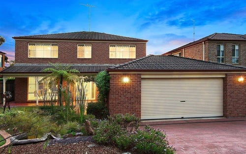 16 Kinaldy Crescent, Kellyville NSW 2155