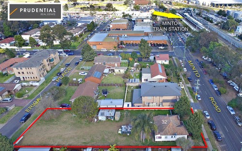 32 Minto Rd, Minto NSW 2566