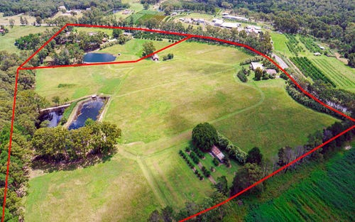 1617 & 1643 Wisemans Ferry Road, Maroota NSW 2756
