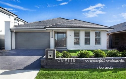 55 Waterfall Blvd, The Ponds NSW