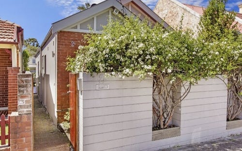 2A Carrington Street, Lilyfield NSW