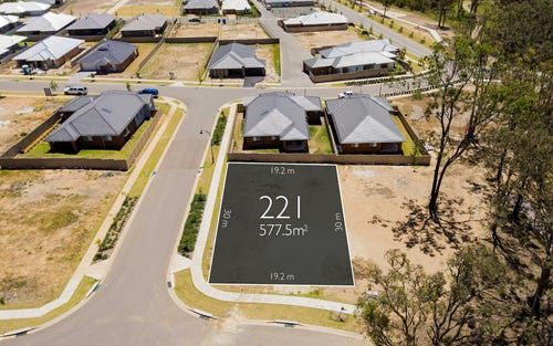 LOT 221 Ainsworth Crescent, North Rothbury NSW 2335