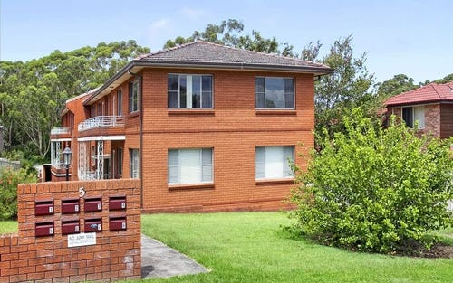 5/5 Gilmore Street, West Wollongong NSW