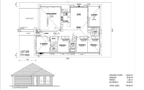 Lot 141 Isonzo Road Single Storey Option, Edmondson Park NSW 2174