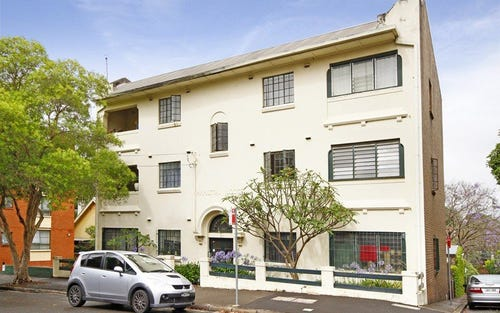 6/1 WOOLLEY, Glebe NSW