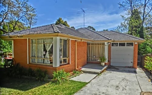 81 Vimiera Rd, Eastwood NSW