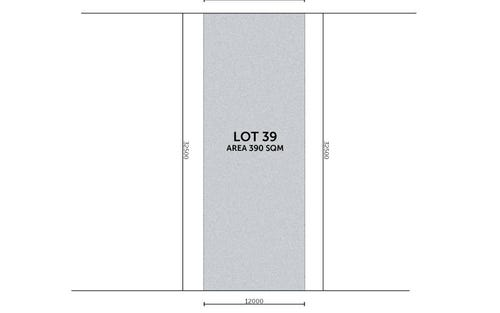 Lot 39, 16 SCHOFFEL STREET, GRANTHAM ESTATE, Riverstone NSW 2765
