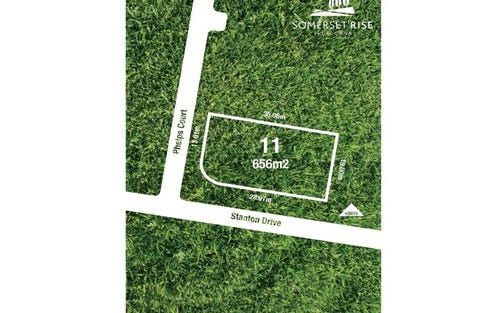 Lot 11, Cnr Stanton Drive & Phelps Court, Thurgoona NSW 2640