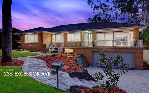235 Excelsior Avenue, Castle Hill NSW 2154