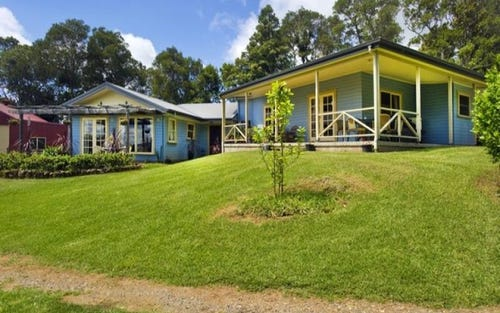 207 Maynards Plain Road, Dorrigo NSW 2453
