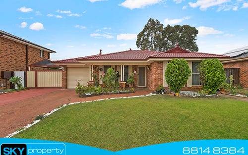 6 Cadman Place, Woodcroft NSW 2767