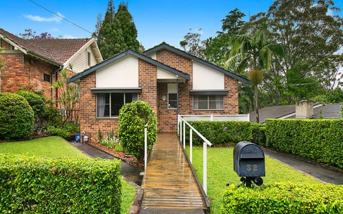 32 Highfield Road, Lindfield NSW