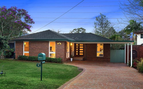 9 Goodacre Ave, Winston Hills NSW 2153