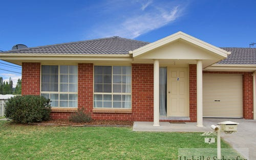2/2 Conningdale Crescent, Ben Venue NSW 2350