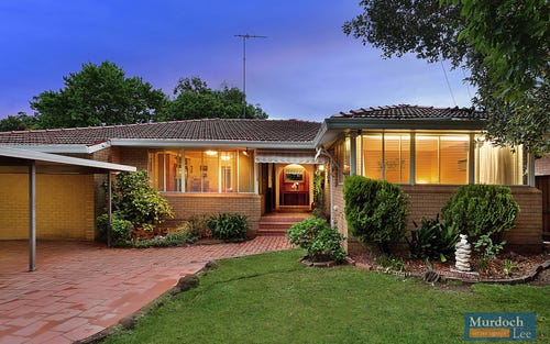 25 Wiseman Road, Castle Hill NSW 2154