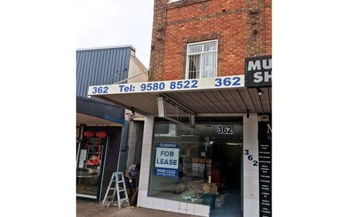 Upstairs/362 Forest Rd, Hurstville NSW