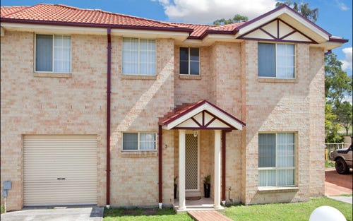 3/1 Kensington Park Road, Schofields NSW