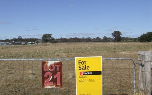 Lot 21 Maclura Drive, Marulan NSW 2579