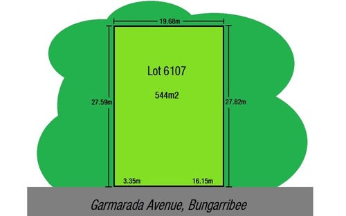 Lot 6107, Garmarada Avenue, Bungarribee NSW 2767