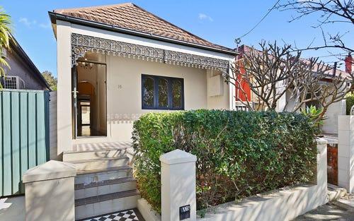 16 Weston Street, Dulwich Hill NSW