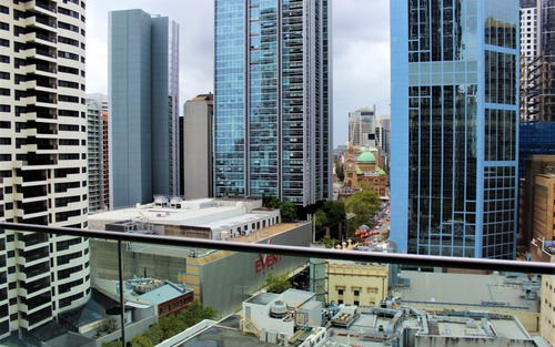 2511/91 LIVERPOOL STREET, Sydney NSW