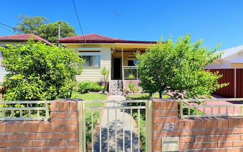43 Merle Street, Bass Hill NSW 2197