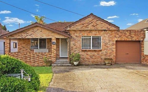 15 Patten Avenue, Merrylands NSW