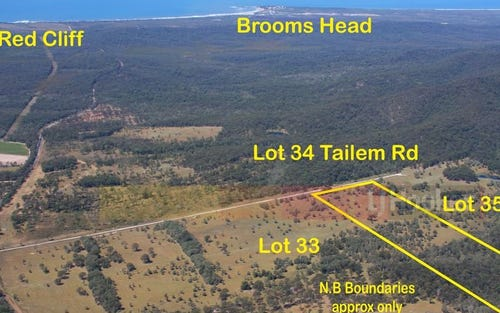 Lot 34 Tailem Drive, Taloumbi NSW 2463