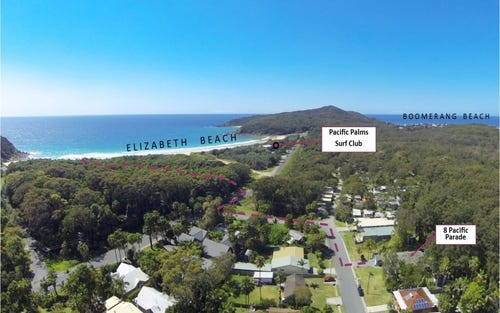 8 Pacific Parade, Elizabeth Beach NSW 2428