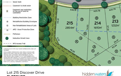 Lot 215, Discover Drive, Fletcher NSW 2287