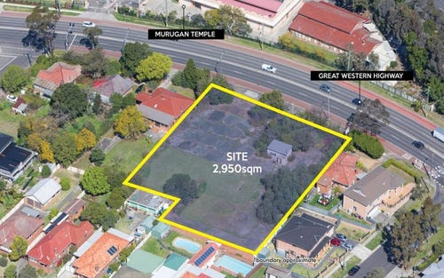 208-210 Great Western Highway, Westmead NSW 2145