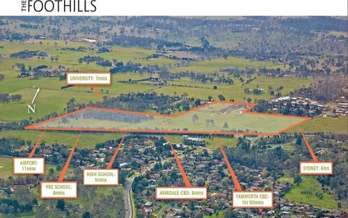 Lot 117, 65 Link Road, Armidale NSW 2350