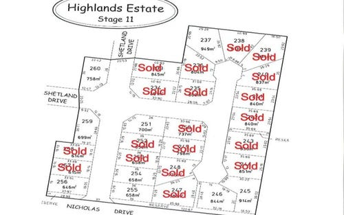 Highlands Estate, Moama NSW 2731