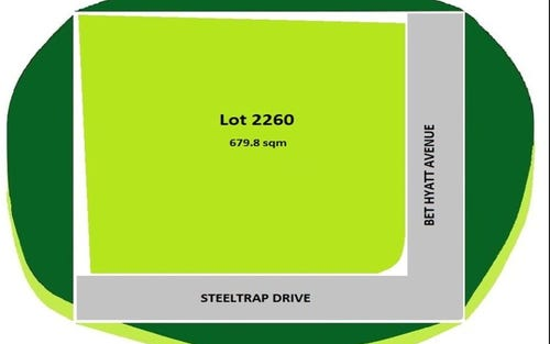 Lot 2260 Steeltrap Drive, Bungarribee NSW 2767